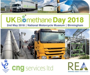 Biomethane Day 2018 - save the date!